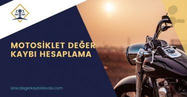 Motosiklet Değer Kaybı Hesaplama